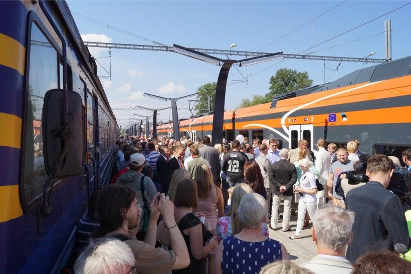 Majandusministeerium: uute rongide eesmärk ei ole bussiliiklustvälja suretada