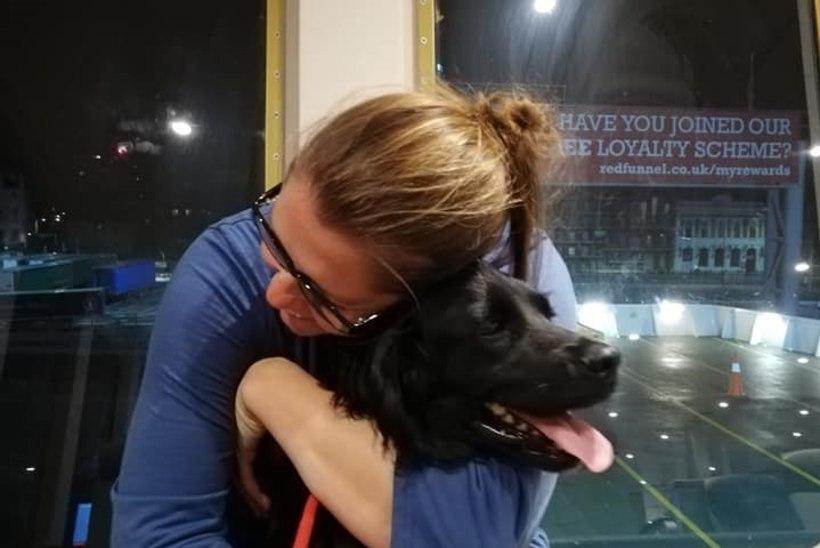 MILLINE ÕNN: pere sai taas kokku kuus aastat tagasi kadunud koeraga