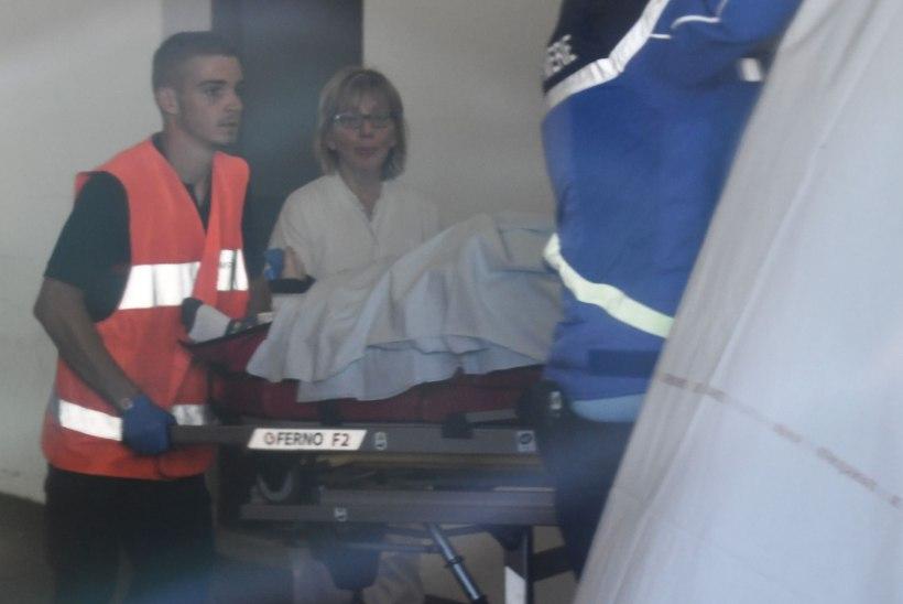 Suurel kiirusel vastu seina sõitnud rattatäht pääses vähem kui kuu ajaga haiglast koju