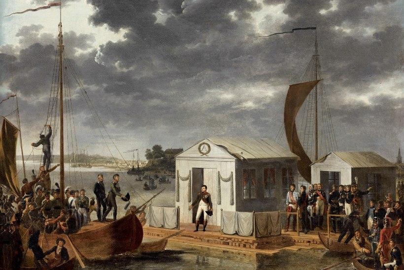MINEVIKUHETK | 7. juuli: sõlmiti Tilsiti rahu – Venemaa oli natuke aega Napoleoniga sõber