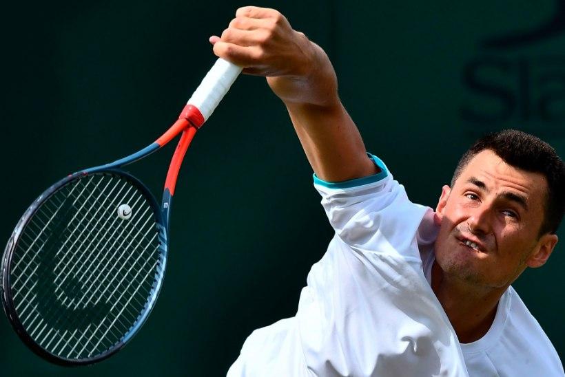 Kehva mängu eest ülisuure trahvi saanud tennisist vaidlustas karistuse: tundsin end lihtsalt halvasti!