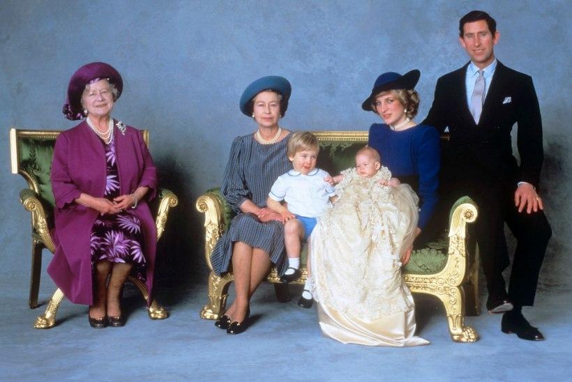 FOTOD | Kuninglik beebi Archie ristiti, ühtlasi tehti austusavaldus printsess Dianale