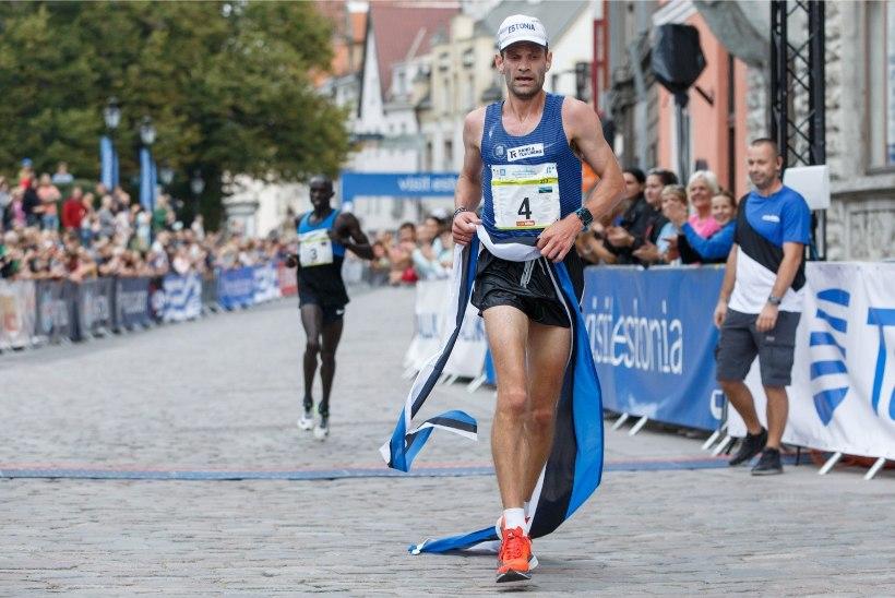 Tiidrek Nurme selgitas, miks isiklik rekord jäi alistamata