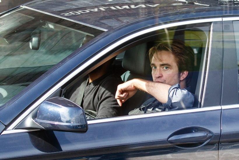 FOTOD   Robert Pattinson naudib Tallinna ööelu