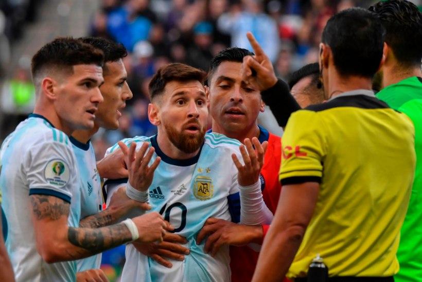 KARM: Lionel Messit ähvardab kahe aasta pikkune mängukeeld!