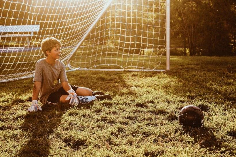 VIDEO | Meisterda ise lastele jalgpallivärav!