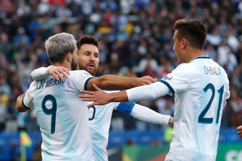 MESSI EESTISSE? Argentina võib Euroopa tsooniga liitudes mängida ka Eesti vastu!
