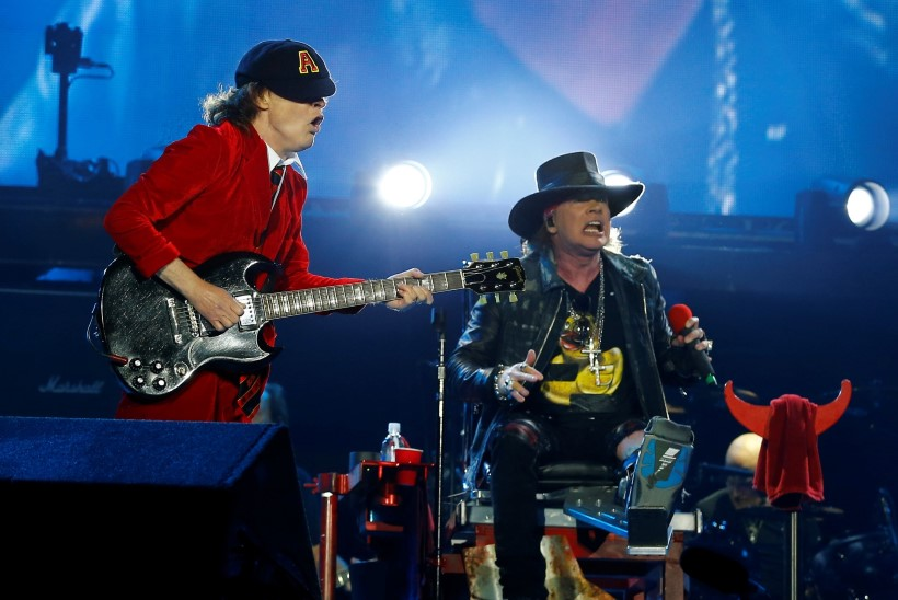 MÄLUMÄNG | 10 küsimust ansamblist AC/DC