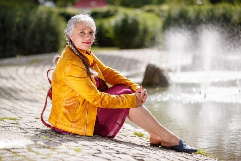 Näitleja Kaili Närep: mida rohkem ma õpin, seda rumalam tunne on