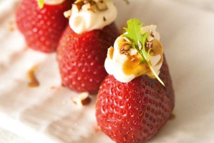 7 KERGET MAASIKAMAIUST: kõige lihtsamad viisid, kuidas maasikaid nautida