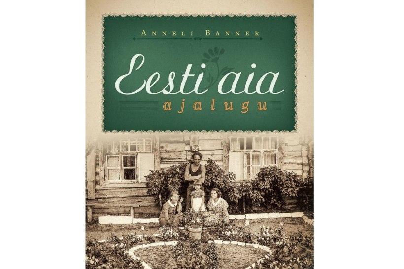 Eesti aia ajalugu on lõpuks ometi kaante vahel!
