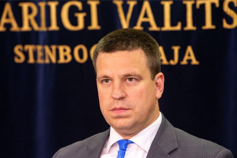 Jüri Ratas: Eestil ei ole Lätiga alkoholiaktsiisi asjus mingeid kokkuleppeid