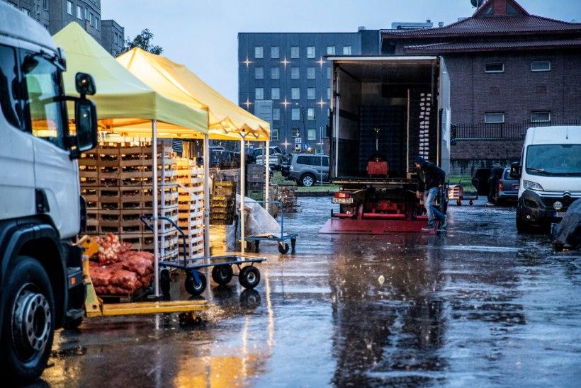ÕHTULEHE TURU-UURING: kuidas nii, et Eesti maasikad tulevad turule Leedu rekas?