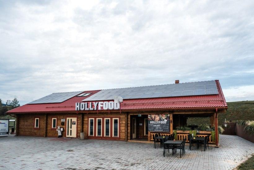 SÄRTSU SUVESSE | Soovid süüa ja lõõgastuda Hollywoodi jalamil? HollyFood on selleks õige koht!