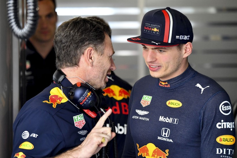 Red Bulli vormelitiimi pealik: Verstappen on konkurentsitult maailma parim piloot