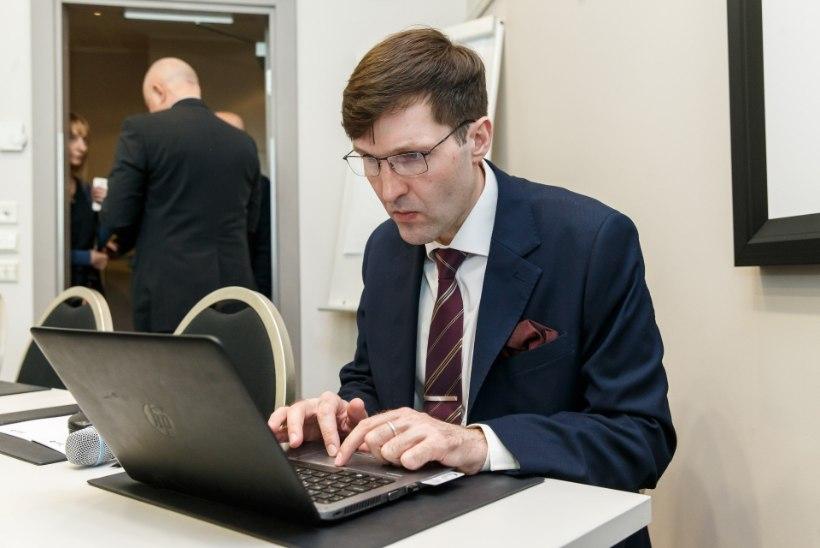 PANEB HUUPI? Martin Helme: Eesti Pank, miks rahapesu toimus? Eesti Pank: küsige mujalt