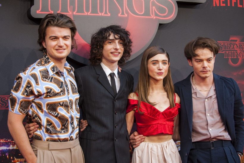 """Stranger Things"" purustab rekordeid"