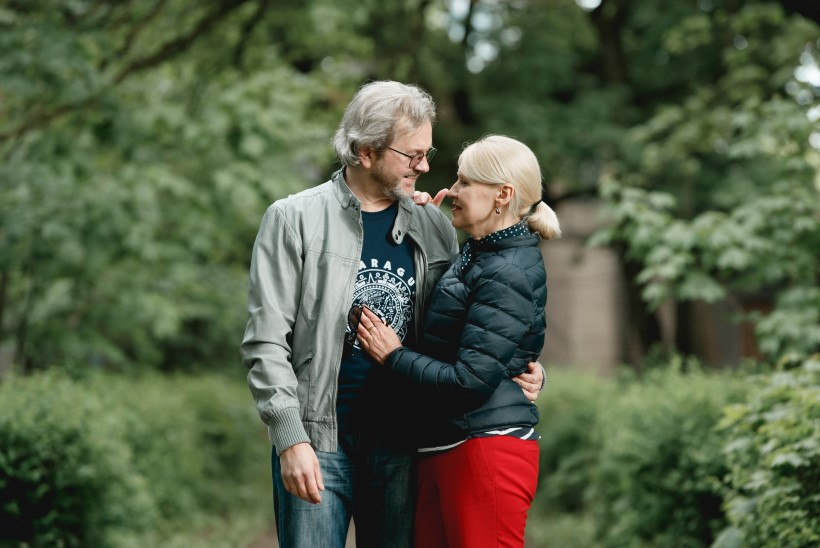 """Laulja Priit Pihlap oma abikaasast: """"Ma lihtsalt vaatan Sirjele otsa ja tunnen, et armastan teda."""""""