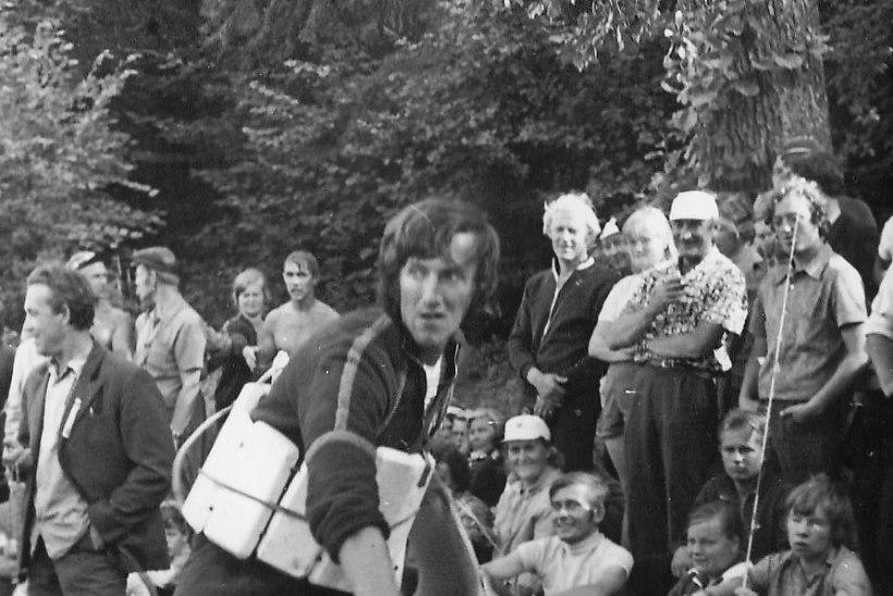 VETERANKALAMEES KATENEVI PÄEVIKUD: aasta 1973