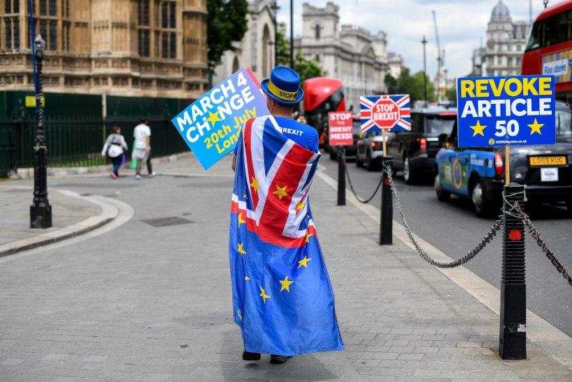 BREXITI SAAGA: leiboristid viskasid tooridele kinda ja nõuavad uut referendumit