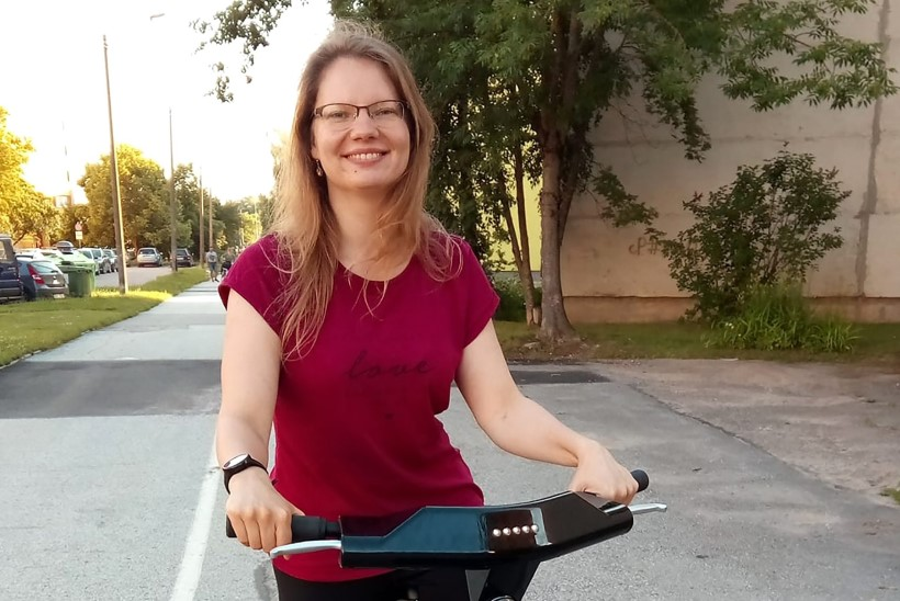 33aastaselt insuldi saanud naine: olin halvatud, arstid panid selle migreeni süüks