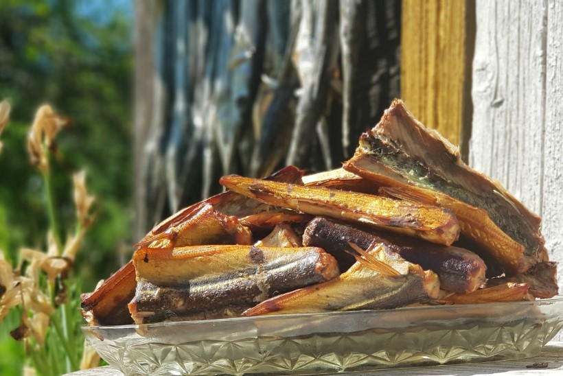 Kui enam suitsukala süüa ei jaksa