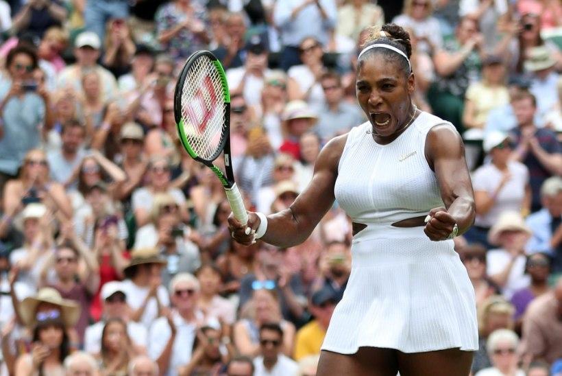Serena Williamsit lahutab ajaloolisest tiitlist vaid kaks võitu!