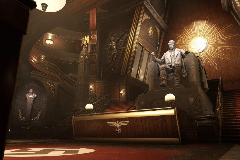 TEINE TASE | Kas oleks aeg lõpetada natside tagakiusamine videomängudes?