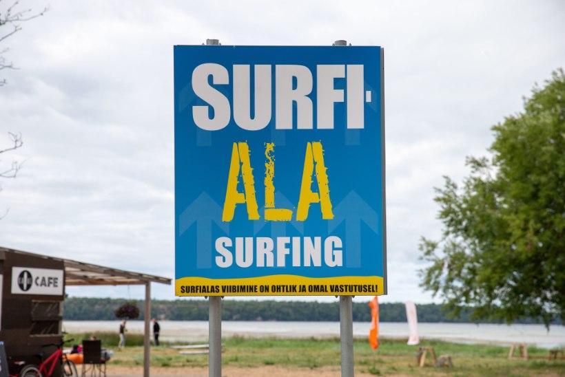 PÄÄSTEVESTIGA VÕI -VESTITA? Seadus jätab veeseiklejad omapäi
