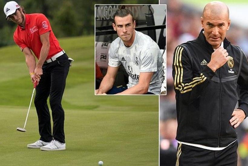 ZIDANE OTSUSTAS: Gareth Bale ei mängi klubi eest enam sekunditki!