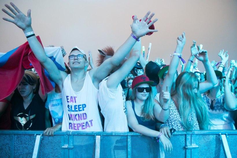 ÕL VIDEO JA GALERII | TOOST LAHKUNU MÄLESTUSEKS: Weekendi festivalide neli möllurohket aastat