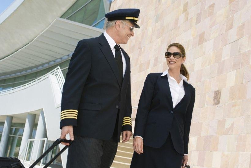 Lennufirma otsib suveks pardatöötajaid