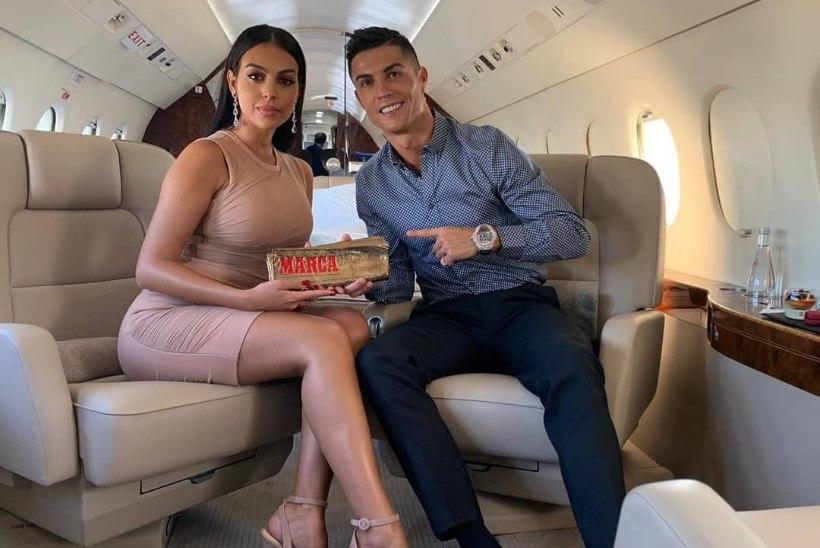 FOTOD | Vaata, milline näeb välja spordistaari kõrvale kolinud Cristiano Ronaldo uus luksusvilla