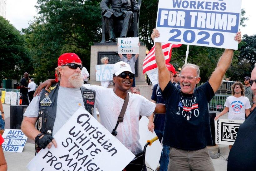 ÕL USAs|Pooleldi mahajäetud Detroidi elanikud tahavad presidendikandidaatidelt tasuta arstiabi ja uusi töökohti