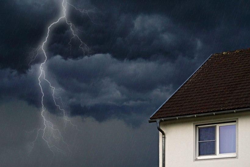 Äikesekuu august: kuidas end ja kodu kaitsta?