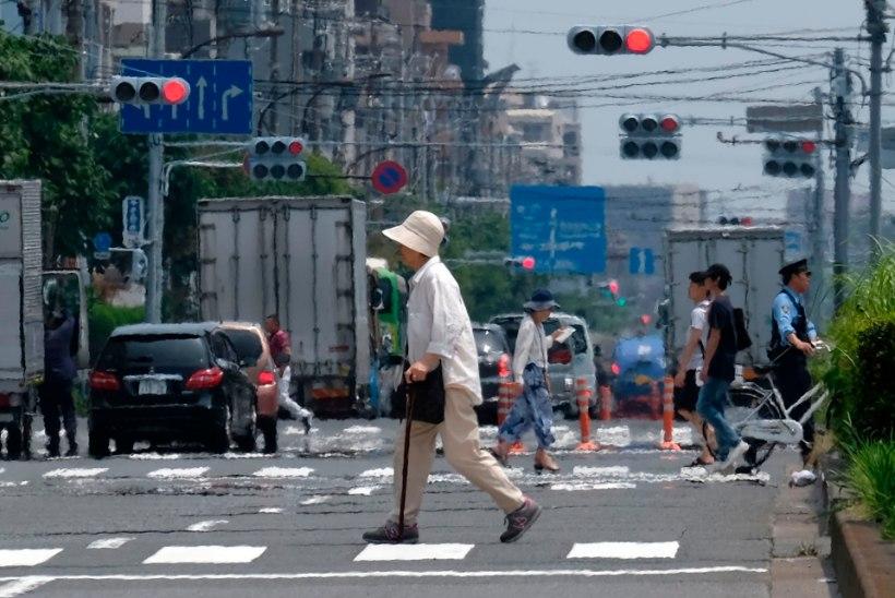 Aasta olümpiani: Jaapani kuumalaine tappis lühikese ajaga 57 inimest