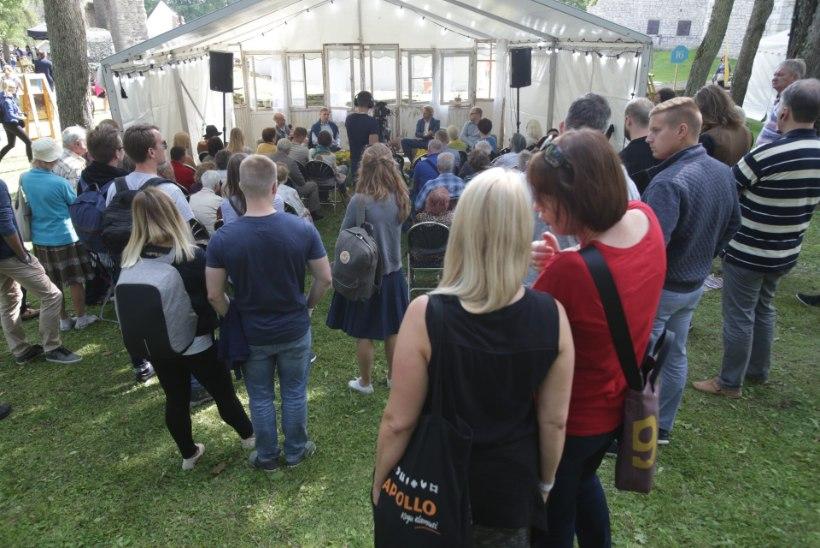ARVAMUSFESTIVAL   Oponendid vaidlevad: kui kasulik on Eestile Keskerakonna valitsus?