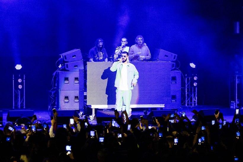 ÕL VIDEOKÜSITLUS JA GALERII | Milline on Eesti hiphopi tase? Wagwani festivalipublik teab!