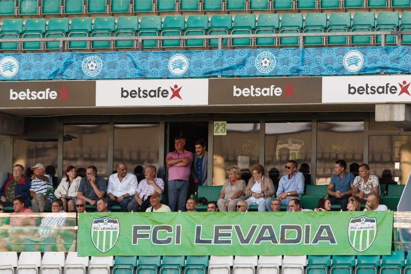 FCI Levadia sai Narva Transist kindlalt jagu