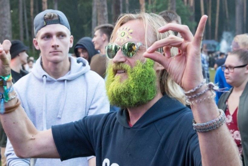 GALERII   Hiphop festivali avaõhtu tõi Elva mändide alla kokku räpifänne igast Eestimaa nurgast