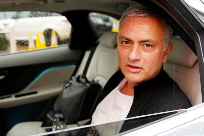Uue töökoha leidnud Jose Mourinho teeb debüüdi juba homme