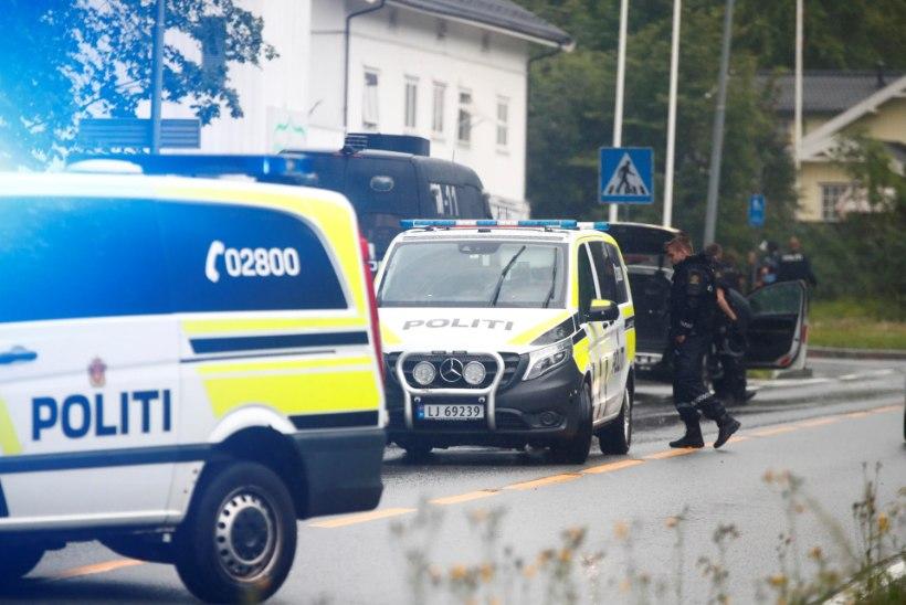 Oslo mošees tulistanud mehe korterist leiti naise surnukeha