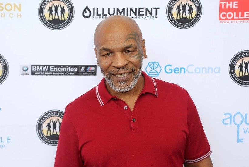 Mike Tyson jagas lihtsat nippi, kuidas dopingukütte petta