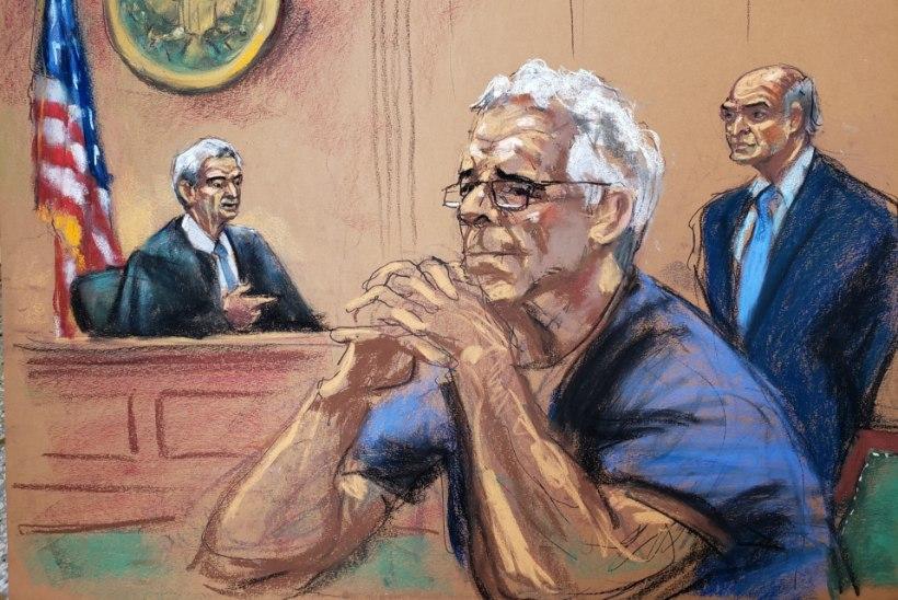 Epsteini enesetapuga lõppenud ööl rikuti vanglas tõsiselt reegleid