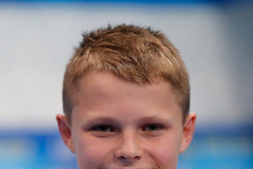 VIDEO   13-aastane Ukraina imelaps tuli Euroopa meistriks