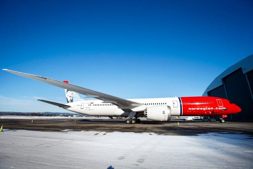 Boeing 787-8 hakkas õhus lagunema, kõik lõppes siiski õnnelikult