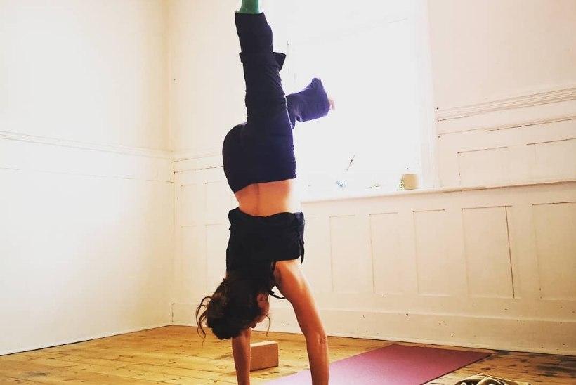 MARILYN JURMANI BLOGI | Joogat võib teha ka ühe jalaga, päriselt!