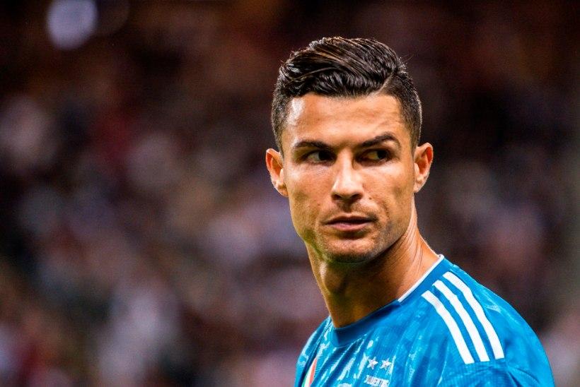 Cristiano Ronaldo valmistas oma fännidele taas suure pettumuse