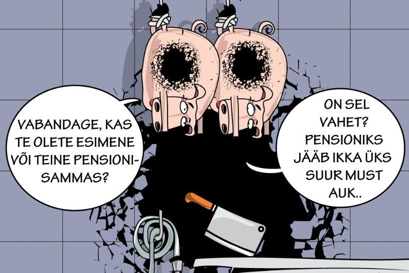 Andres Sutt | Põlistatud pensionivaesus