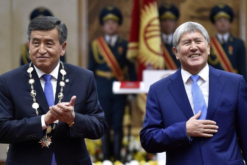 KAVANDAS RIIGIPÖÖRET? Kõrgõzstani ekspresidenti Almazbek Atambajevit ähvardab eluaegne vanglakaristus